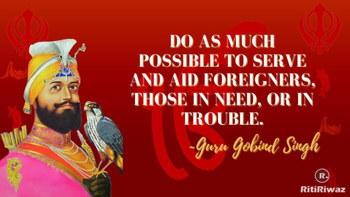 Guru Gobind Singh Quotes