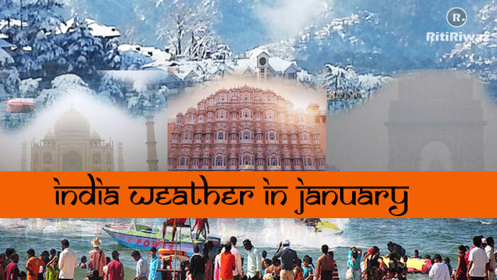 India Weather In January