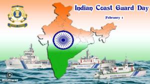 Indian Coast Guard Day