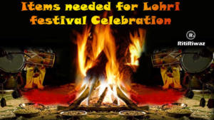 Lohri Items