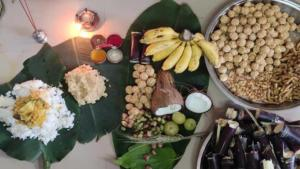 Pongal food