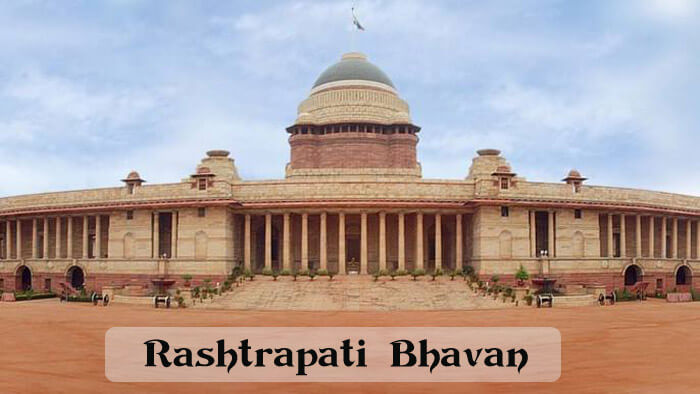 Rashtrapati Bhavan – Information, History, Facts