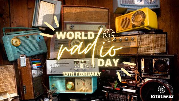 World Radio Day – 13th February