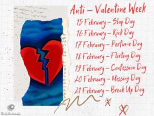 Anti Valentine week