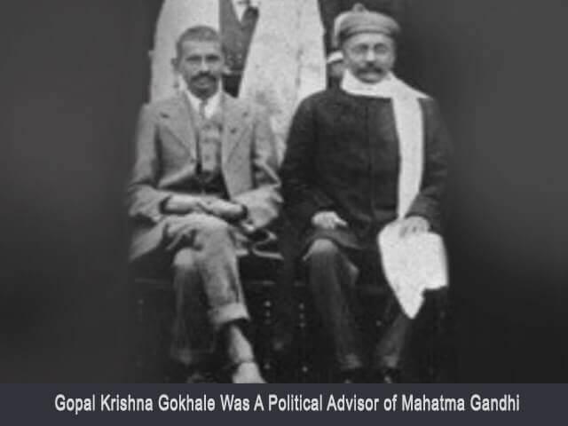 Gopal-Krishna-Gokhale-Was-A-Political-Advisor-of-Mahatma-Gandhi