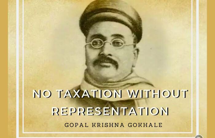 Gopal Krishna Gokhale quotes