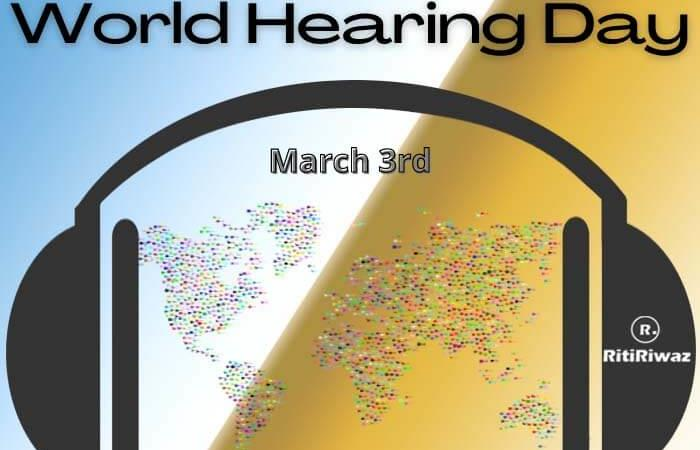 World Hearing Day – 3rd March