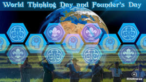 World Scout Day and World Thinking Day
