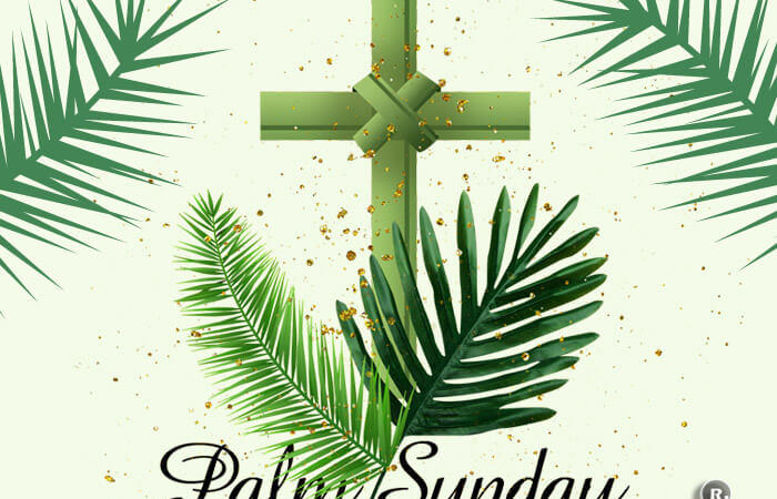 Palm Sunday – 28th March