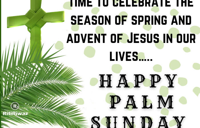 Palm Sunday 2021: Wishes, Quotes, Messages