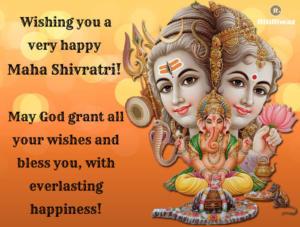 Shivratri wishes
