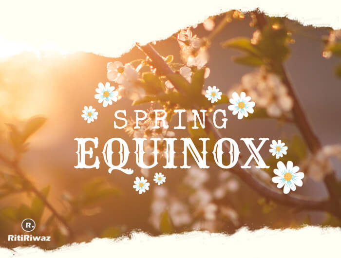 Spring Equinox – The First Day Of Spring