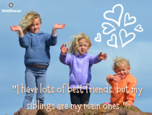 Sibling Day Wishes