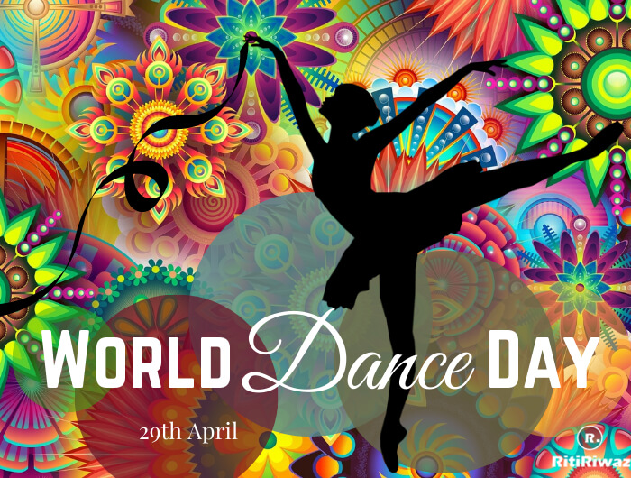 World Dance Day – 29 April