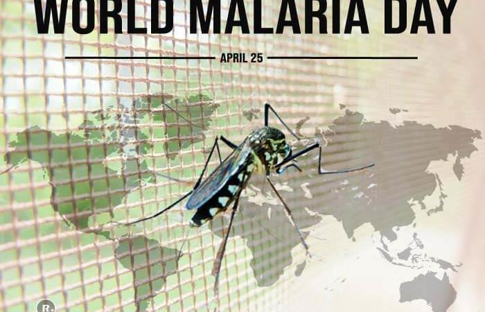 World Malaria Day – 25 April