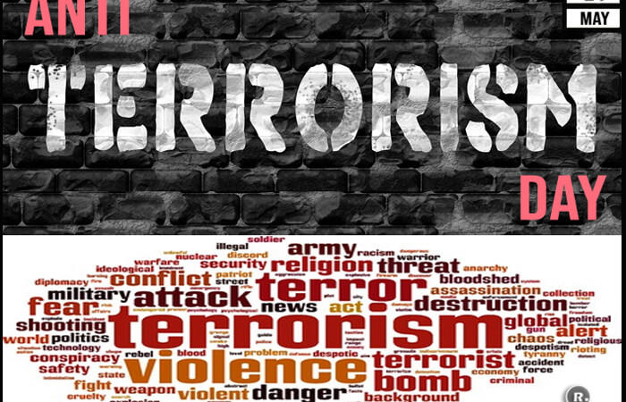 Anti-Terrorism Day – 21 May