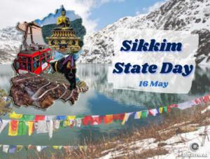 Sikkim State Day