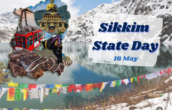 Sikkim State Day