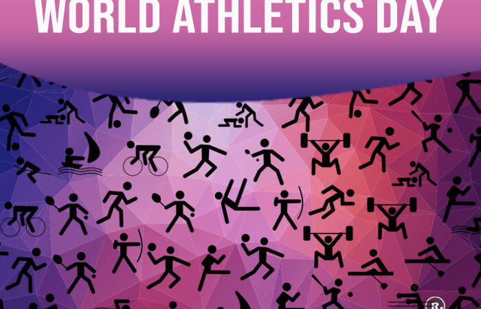 World Athletics Day – 5th May