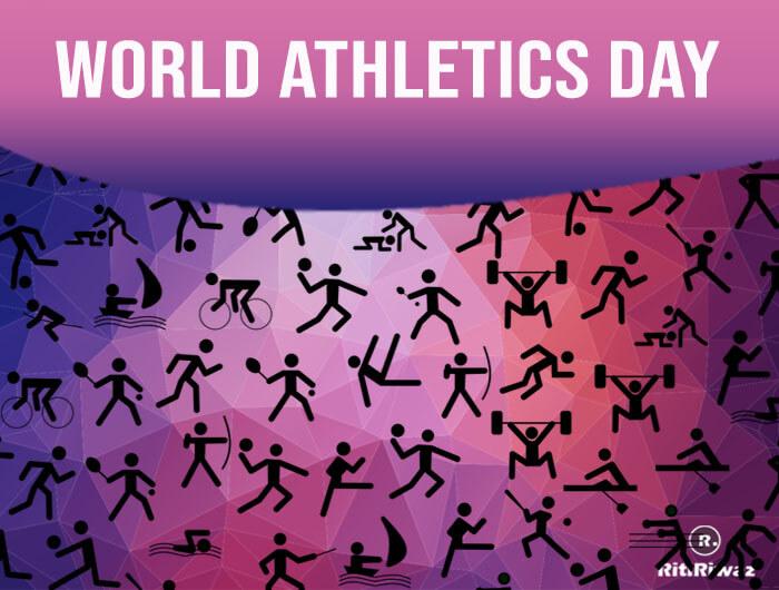 World Athletics Day – 5th May