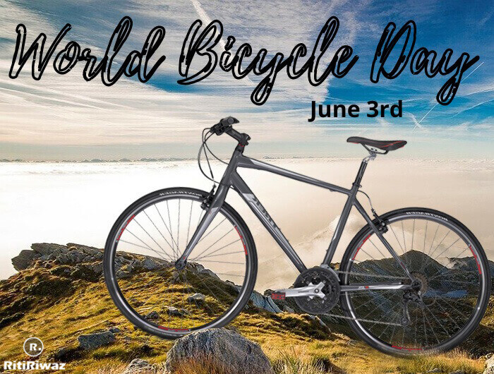 World Bicycle Day – June 3rd