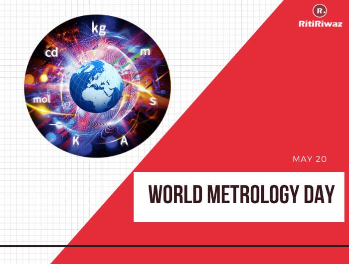 World Metrology Day – 20 May