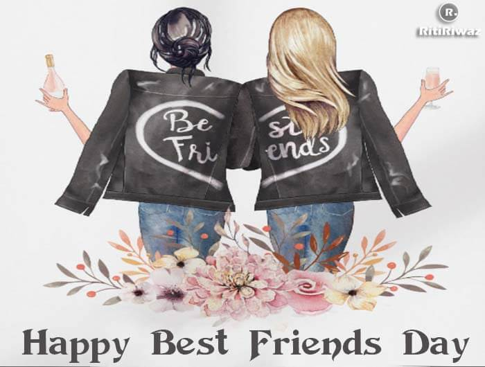Best Friends Day – June 8th