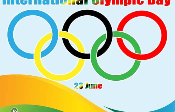 International Olympic Day – June 23rd