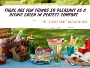 International Picnic Day Quote