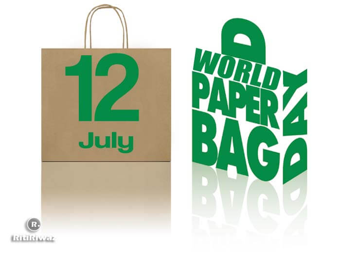 Paper Bag Day – 12th July