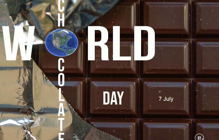World Chocolate Day – 7 July
