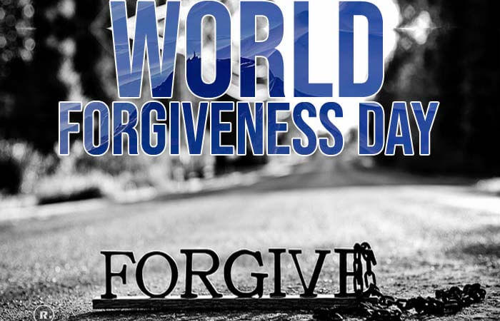 World Forgiveness Day