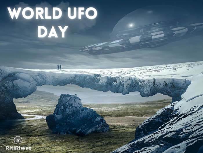 World UFO day – 2 July