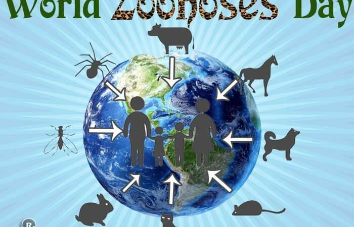 World Zoonoses Day – 6 July