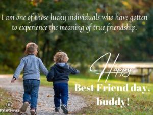 best friend wishes