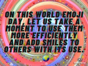 Emoji Day Wishes