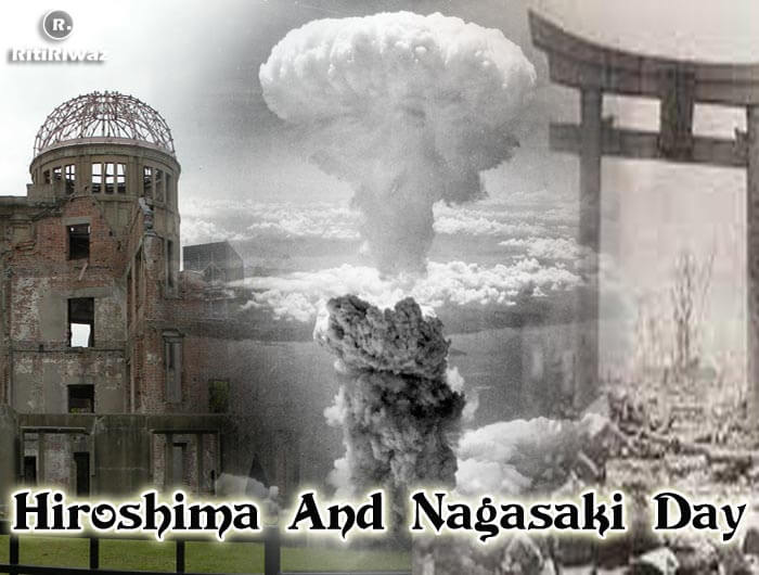 Hiroshima Day And Nagasaki Day