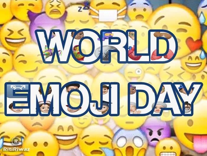 World Emoji Day – 17 July