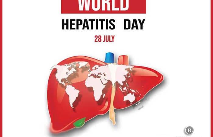 World Hepatitis Day – 28 July