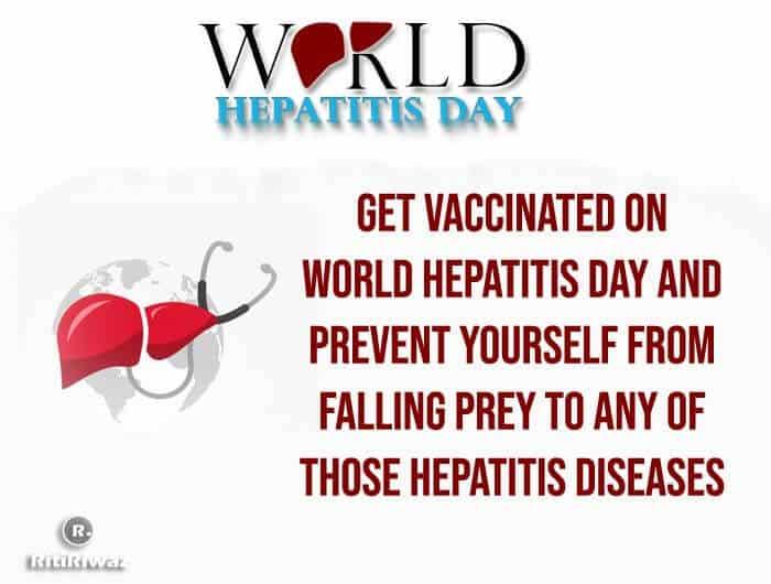 World Hepatitis Day Quote