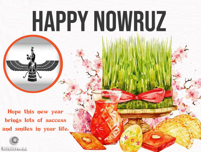 Nowruz (Persian New Year) Wishes and Greetings