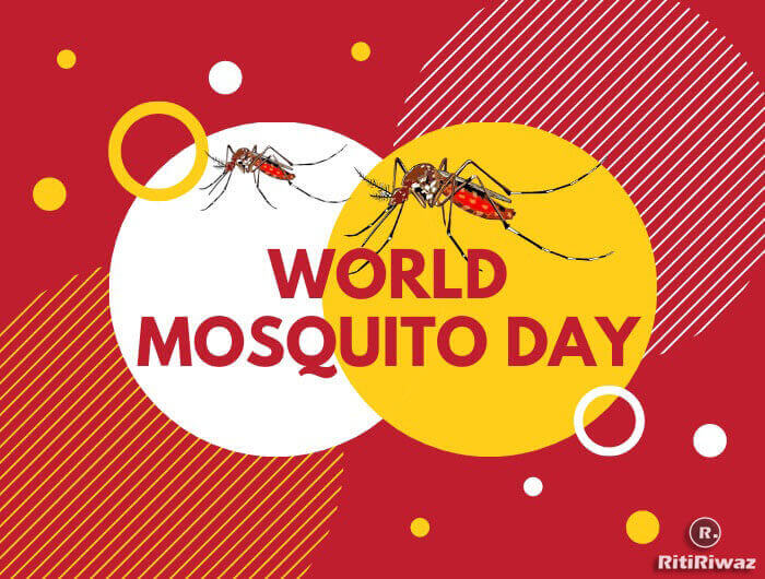 World Mosquito Day – 20 August