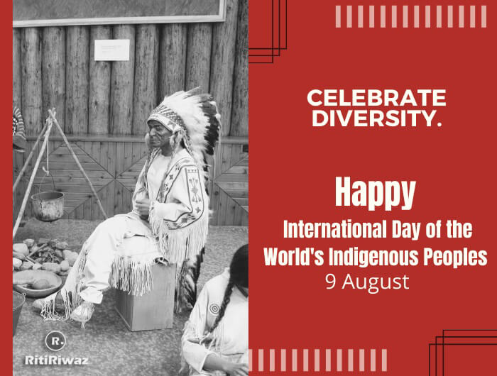 World Tribal Day – 9 August