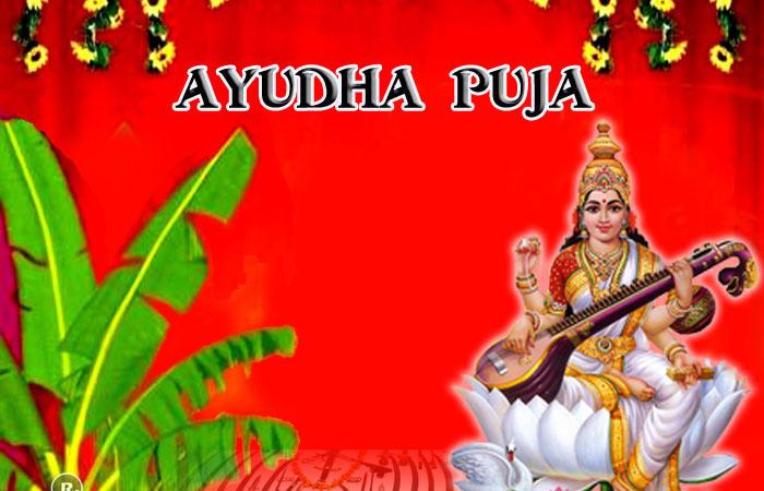 Ayudha Puja | Astra Puja