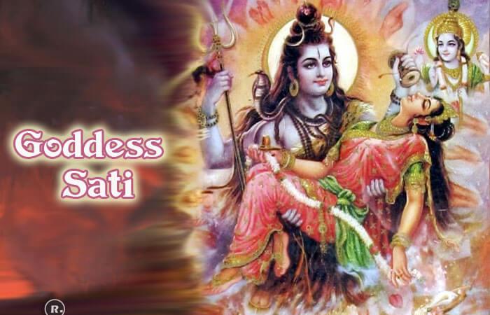Goddess Sati