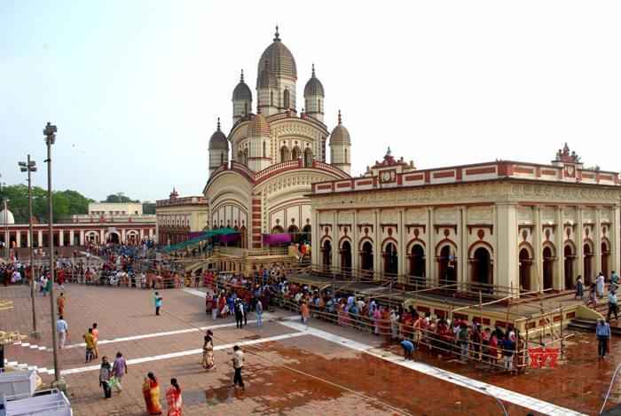 Dakshineswar Kali Temple, West Bengal