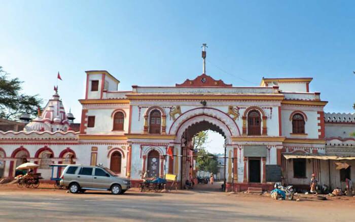Danteshwari Temple, Bastar