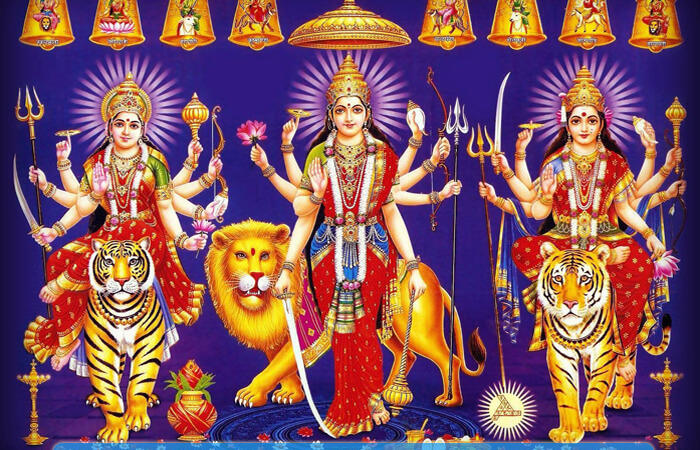 15 Famous Durga Temple in India