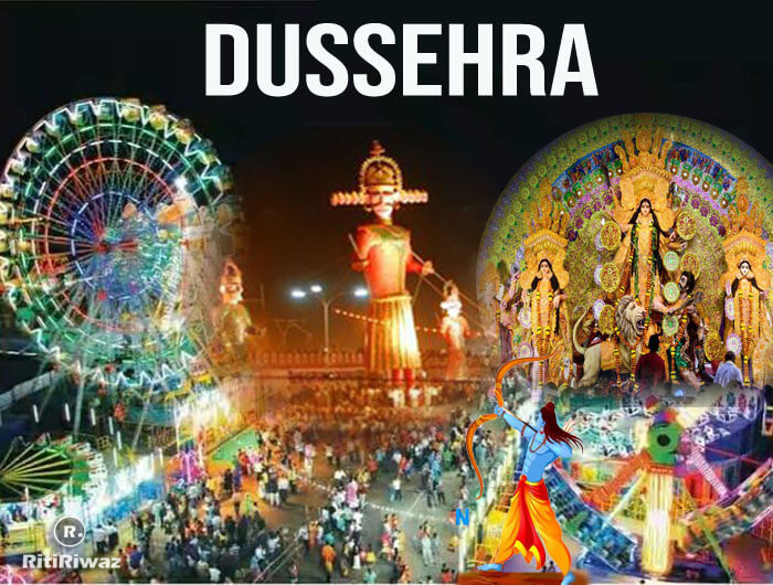 Top 10 Places to Celebrate Dussehra in India