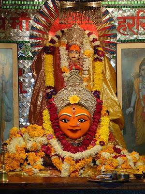 Maha Kali Devi Temple in Ujjain